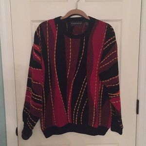 Gorgeous vintage tundra sweater